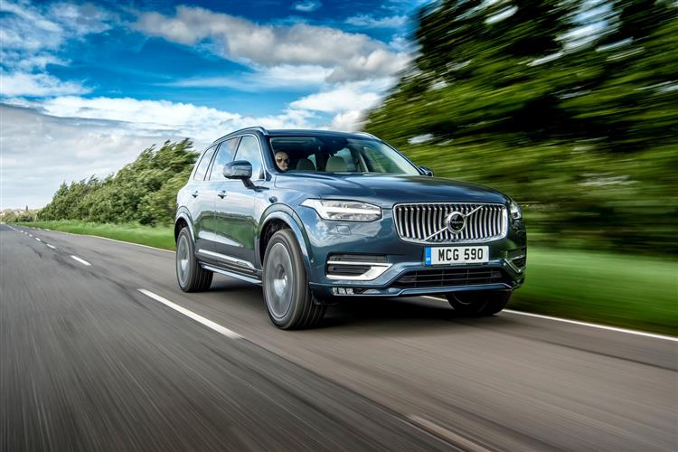 Volvo XC90 2.0 B5D [235] Inscription Pro 5dr AWD Geartronic image 3