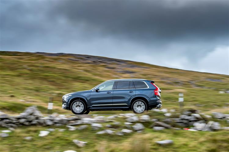 Volvo XC90 2.0 B5D [235] Inscription Pro 5dr AWD Geartronic image 4 thumbnail