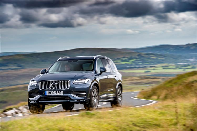 Volvo XC90 2.0 B5P [250] Inscription 5dr AWD Gtron image 3