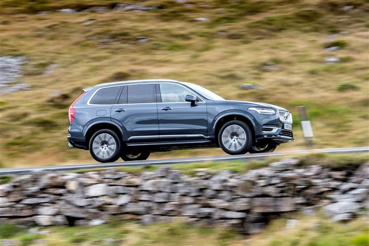 Volvo XC90 2.0 B5P [250] Inscription 5dr AWD Gtron image 4