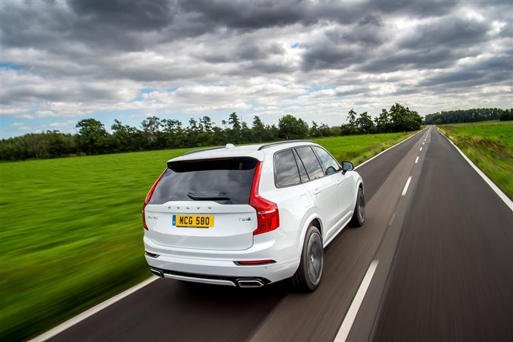 Volvo XC90 T8 Hybrid R-Design AWD Automatic image 5