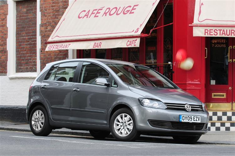 New Volkswagen Golf Plus (2005 - 2009) review