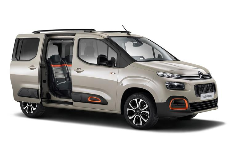 CITROEN BERLINGO 1.5 BlueHDi 130 Feel M 5dr EAT8 image 14