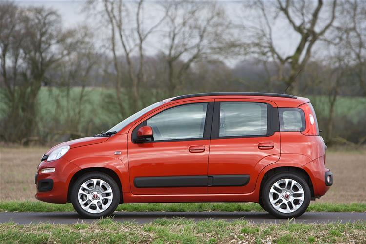 Fiat Panda 0.9 Twin Air 4x4 5dr image 20