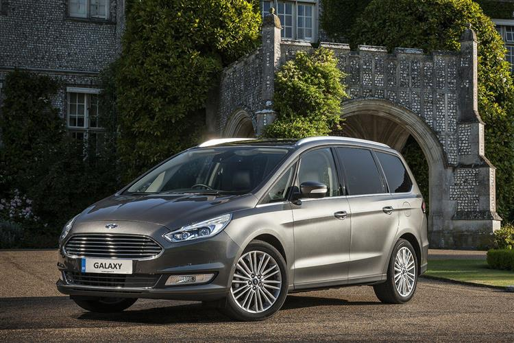 Ford Galaxy 2.0 EcoBlue 150 Zetec 5dr image 11