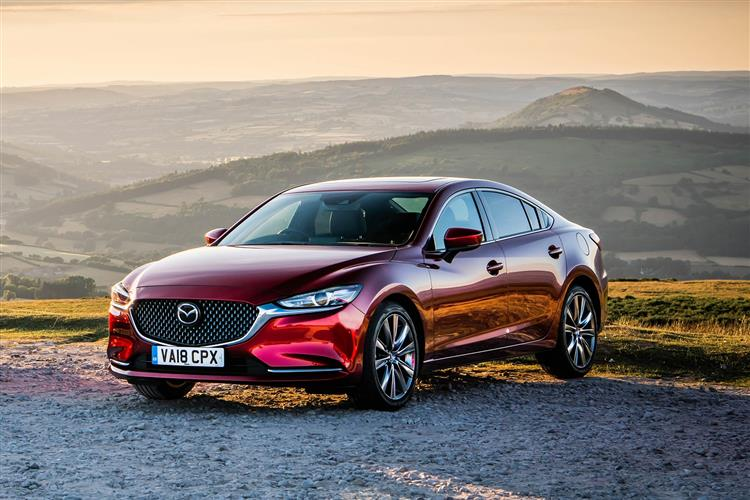 Mazda 6 Saloon GT Sport Nav+ 2.5 194ps Automatic image 6