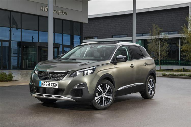 Peugeot 3008 SUV 1.5 BlueHDi Active 5dr image 12