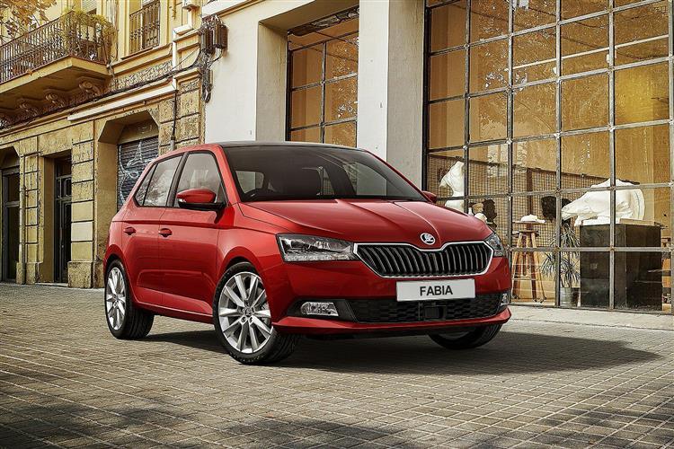 Skoda FABIA 1.0 MPI Colour Edition 5dr