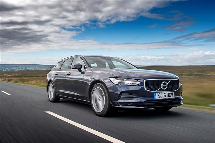 Volvo V90 2.0 T4 R DESIGN Plus 5dr Geartronic image 10