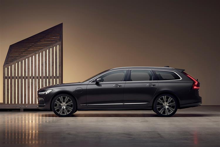 Volvo V90 T4 Momentum Plus Including Metallic Paint image 8