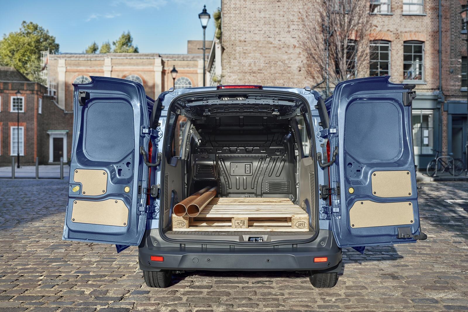 FORD TRANSIT CONNECT 220 L1 DIESEL 1.5 EcoBlue 100ps Trend D/Cab Van