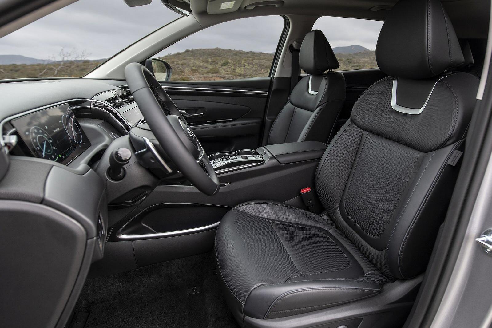 HYUNDAI TUCSON ESTATE 1.6 TGDi Plug-in Hybrid Premium 5dr 4WD Auto