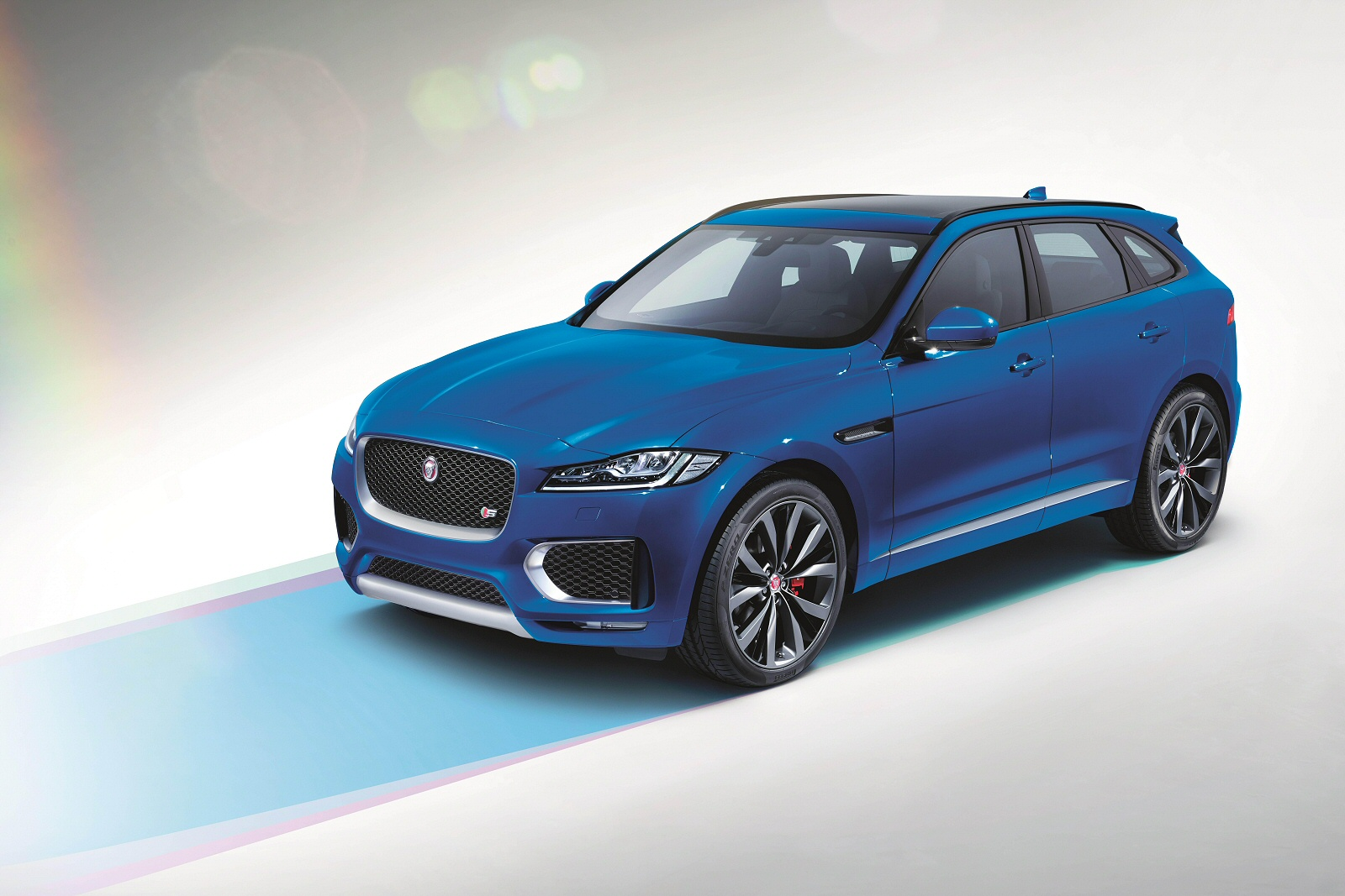 Upping The F Pace Jaguar F Pace S 3 0 Litre Diesel Independent New Review Ref 1291 11263