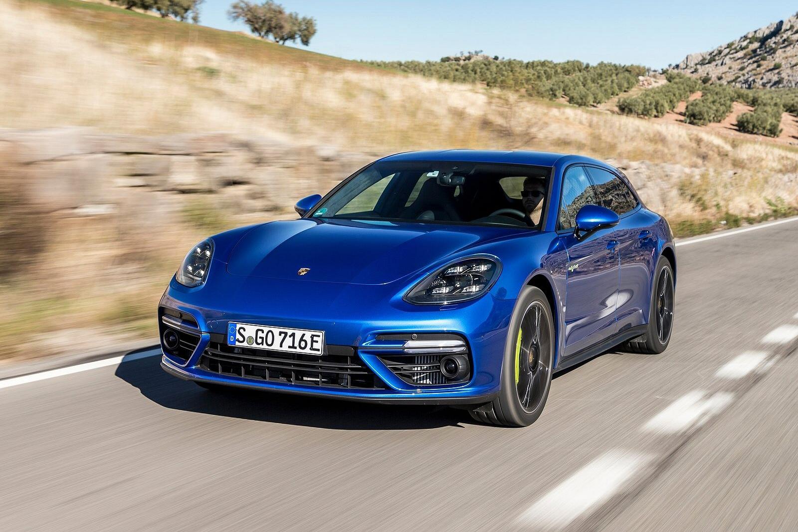 Porsche Panamera Hp Pcp Lease Refused Finance