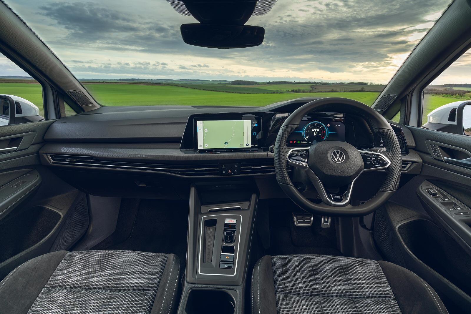 Volkswagen Golf 8 GTD 2.0 TDI 200PS 7-speed DSG 5 Door + CLICK AND COLLECT