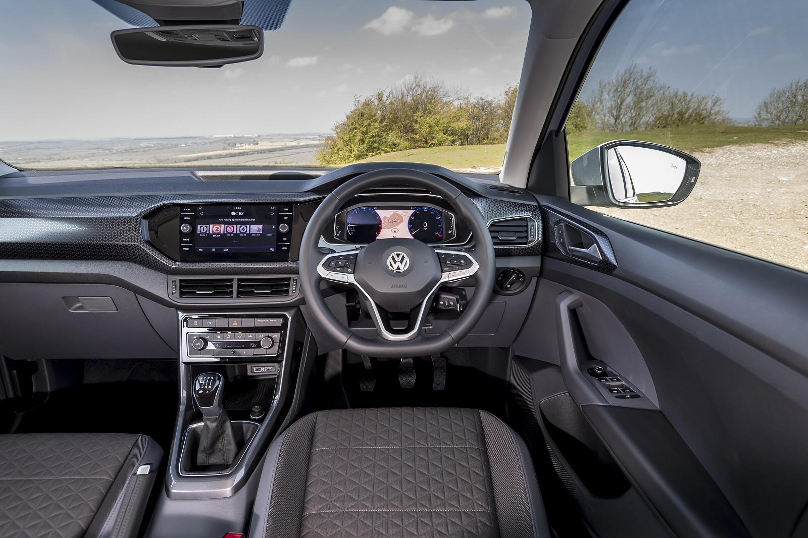 Volkswagen T-CROSS 1.0 TSI 110 United 5dr DSG