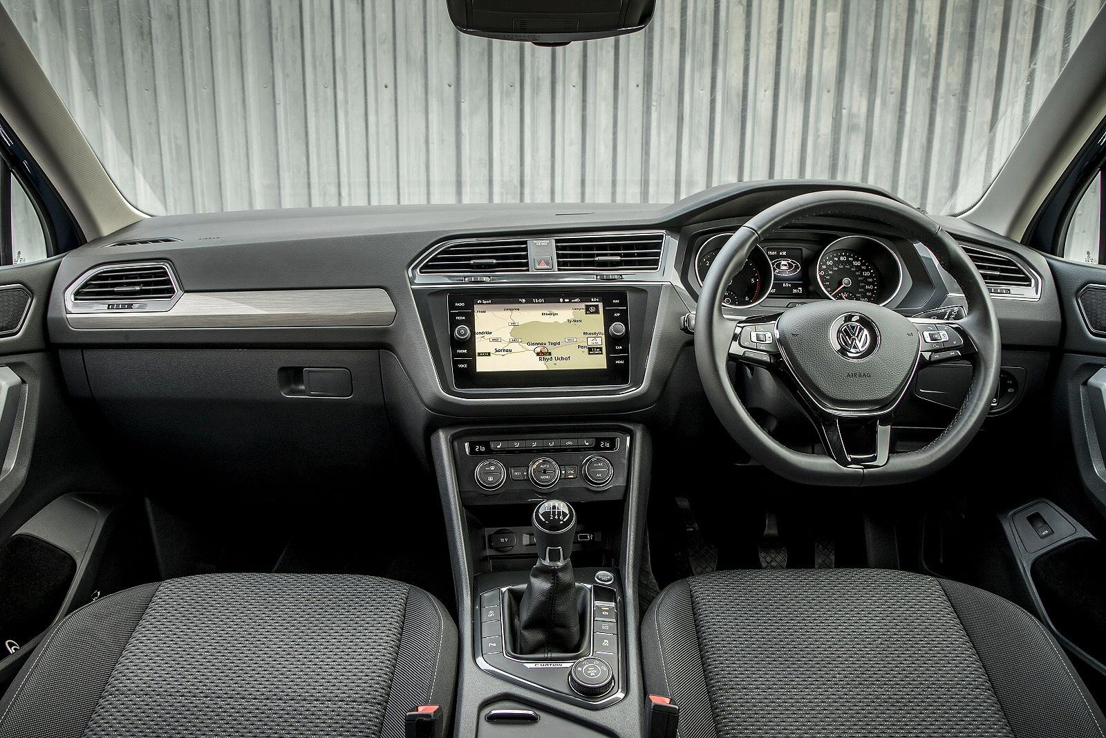 Volkswagen TIGUAN ALLSPACE 2.0 TDI Match 5dr