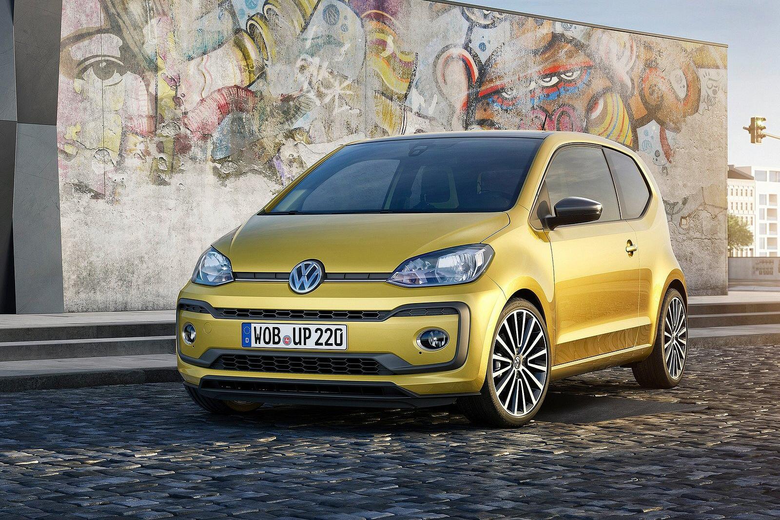 Volkswagen UP 1.0 65PS Up 3dr