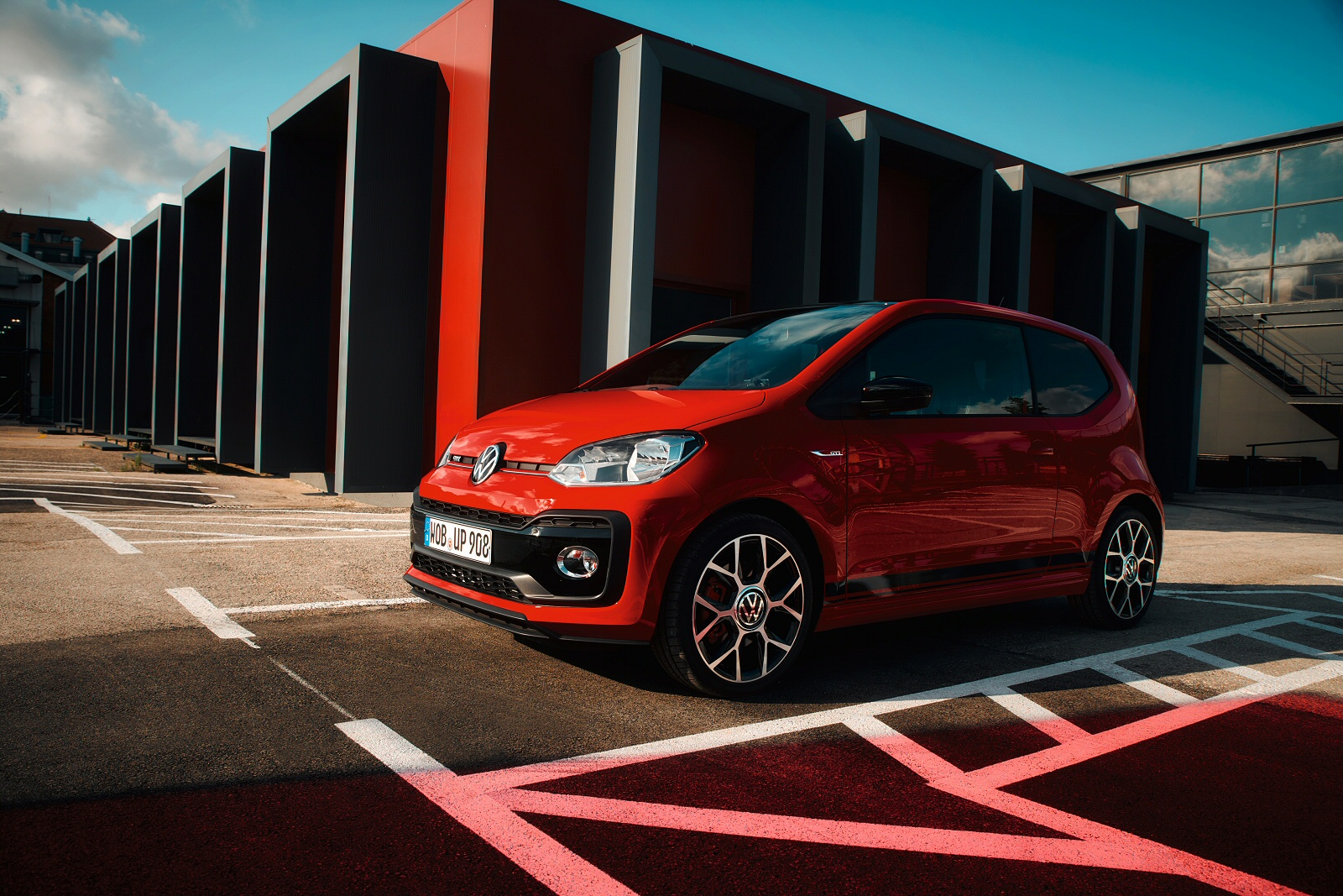 Volkswagen up! GTI 1.0 TSI 115PS 5Dr Manual + CLIMATE CONTROL