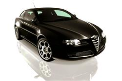 New Alfa Romeo GT Coupe (2004 - 2011) review