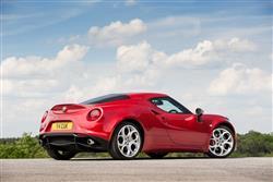 New Alfa Romeo 4C review