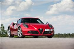 Car review: Alfa Romeo 4C