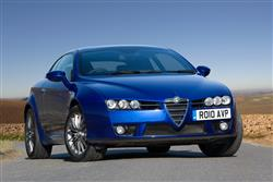 Car review: Alfa Romeo Brera (2006 - 2012)