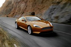 New Aston Martin Virage (2011 - 2012) review