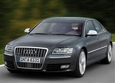 New Audi S8 (2006 - 2010) review