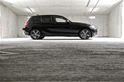 Car review: BMW 1 Series Sports Hatch (2011 - 2015)