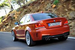 New BMW 1 Series M Coupe (2011 - 2012) review