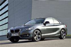 New BMW 220d Coupe review