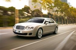 New Bentley Continental Flying Spur (2005 - 2013) review