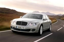 Car review: Bentley Continental Flying Spur (2005 - 2013)