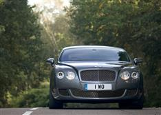 New Bentley Continental GT (2003 - 2010) review