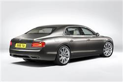 Car review: Bentley Flying Spur