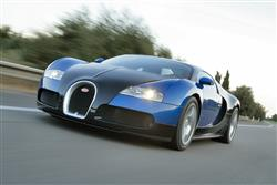 Car review: Bugatti Veyron