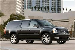 Car review: Cadillac Escalade