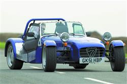 Car review: Caterham Roadsport SV Range