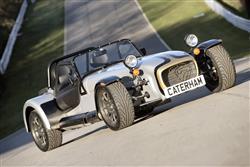 Car review: Caterham Seven Roadsport 125BHP