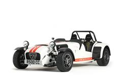 Car review: Caterham Seven Superlight R500