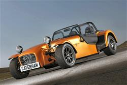 Car review: Caterham Superlight R400