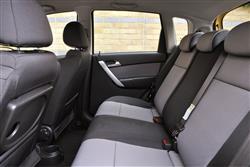 New Chevrolet Aveo (2008 - 2012) review