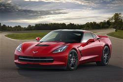 Car review: Corvette Stingray