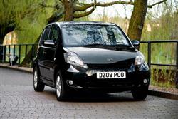 Car review: Daihatsu Sirion (2005 - 2010)