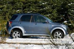 New Daihatsu Terios (2006 - 2013) review