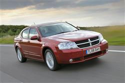 New Dodge Avenger (2007 - 2009) review
