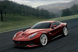 Car review: Ferrari F12 Berlinetta