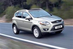 Car review: Ford Kuga (2008 - 2010)