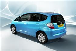 Car review: Honda Jazz (2008 - 2010)